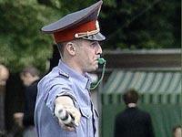 Дню милиции уже 43 года