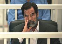 Саддам Хусейн будет ждать продолжения суда ещё неделю