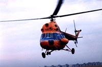 В Приморье ищут упавший вертолёт