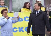 Архангельский мэр сделал шаг от великого до смешного