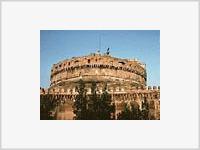 Туристы увидят эротические картинки в замке св. Ангела в Риме