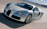 Bugatti претендует на Книгу рекордов Гиннеса