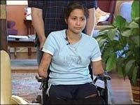 Врачи без объяснений отрезали пациентке ноги и руки