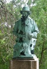 Знаменитые кладбища: о ком грустит мраморный ангел?