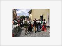 17 июня - Праздник пятилепестковой розы в Чехии