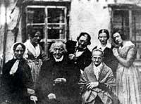 Найдено единственное фото вдовы Моцарта