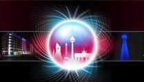 Ночной Берлин предстал в новом свете