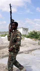 В Сомали убиты до 3 тысяч исламских боевиков
