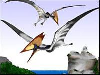 Учёные раскрыли загадку летающих динозавров