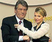 Тимошенко призналась, чью волю выполняет Ющенко