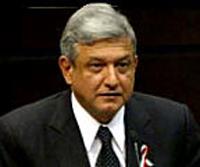 В Мексике появился второй президент