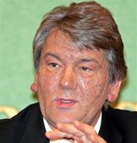Ющенко - оптимист в газовом вопросе