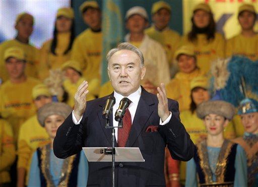 Назарбаев считает Россию мотором интеграции в СНГ