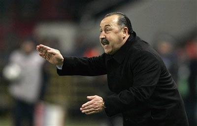 Газзаев ставит подготовку к Кубку УЕФА выше Кубка Первого канала