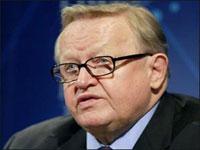 Экс-президент Финляндии попытается решить вопрос Косово