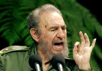 ЦРУ: У Фиделя Кастро болезнь Паркинсона