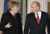 Меркель покажет Путину новое лицо Дрездена
