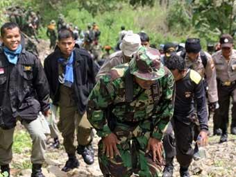 Американцы помогут индонезийцам искать пропавший