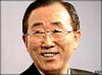 Пан Ги Мун начал работу в ООН с «зачистки»