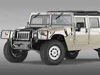 Самая непопулярная модель Hummer в прошлом году: H1 SUV. Было
