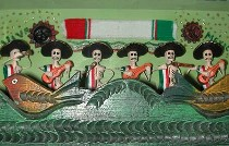 Веселая смерть по-мексикански!