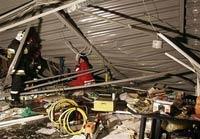 В Катовице продолжают находить тела погибших  (фото)