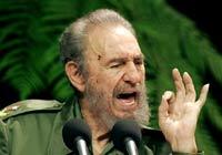 Кастро некому передать мифическое состояние