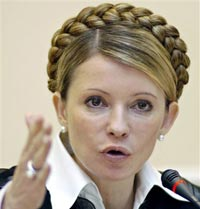 Тимошенко требует от своих сторонников предать Партию регионов