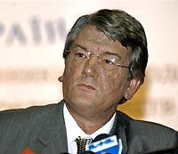 Украинское правительство подало на Ющенко в суд