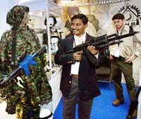 Россия покажет в Индии свои последние военные разработки