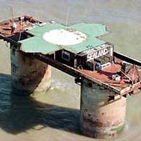 Морское государство продают недорого