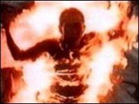 В Якутии на пожаре сгорели два человека