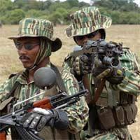Войска Шри-Ланки захватили базы тамильских «тигров»