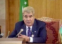Туркменбаши оставляет пенсионеров на