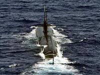 Американская подлодка протаранила японский танкер