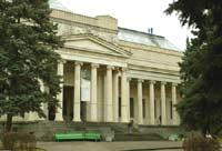 Картины из коллекции Пушкинского музея отправились в Россию