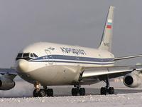 Летевший в Египет Ил-86 вернулся во