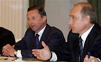 Путин поручил Иванову создать Судостроительную корпорацию