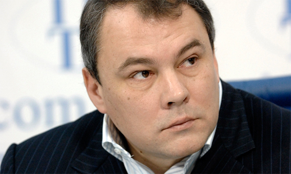 Петр Толстой: Украинские власти должны немедленно освободить корреспондента