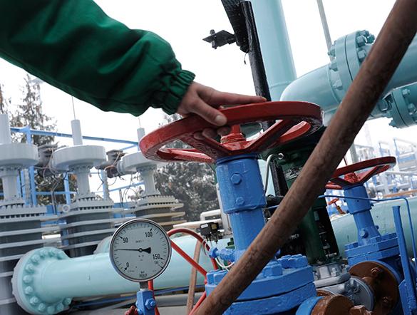 Минэнерго России: Документы по газу для Украины могут быть подписаны в четверг