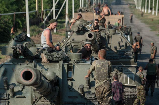 Украинские силовики утратили единое командование на Донбассе