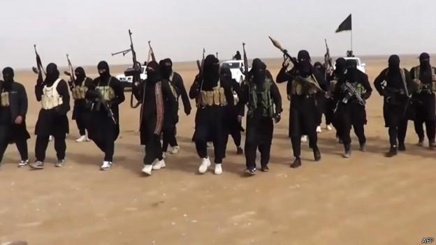 Террористы напали на Египет