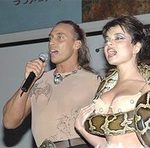 Тарзан и Королева