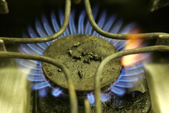 Россия весной вернет базовую контрактную цену на газ для Украины
