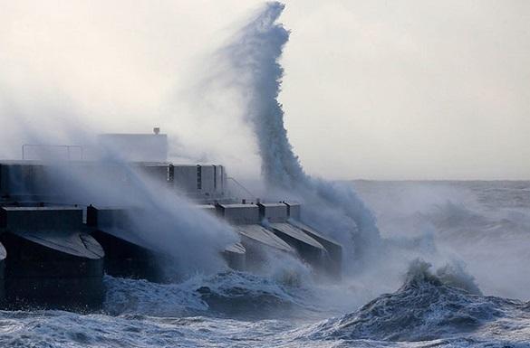 На Дальний Восток надвигается мощный циклон