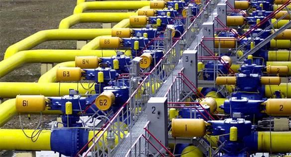 Россия, Украина и ЕС подписали договор о поставках газа