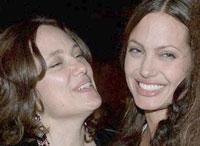 Анджелина Джоли лишилась матери