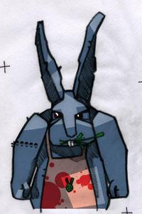 «Квартет И» во всем опережает кроликов