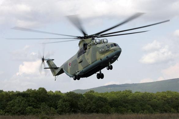 В Туве предположительно обнаружен пропавший вертолет Ми-8