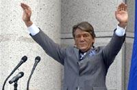 Ющенко пожаловался на